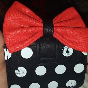 Disney Minnie Mouse Card Wallet